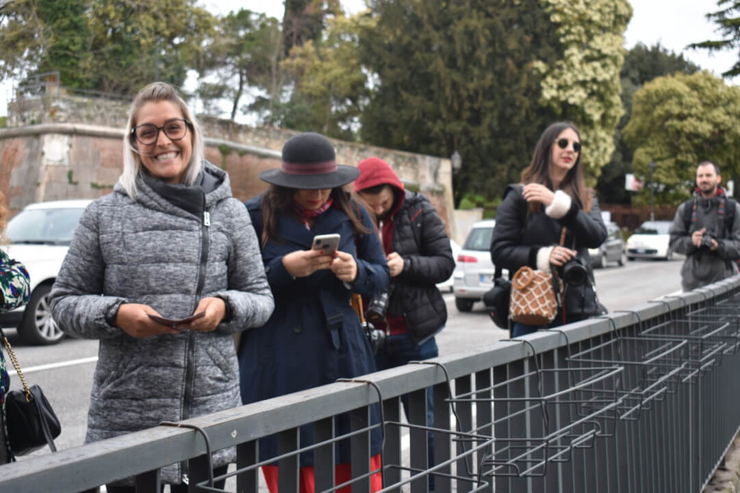 Travel-blogger Peschiera del Garda