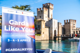 TRAVEL-BLOGGER E INFLUENCER IN ARRIVO A PESCHIERA DEL GARDA