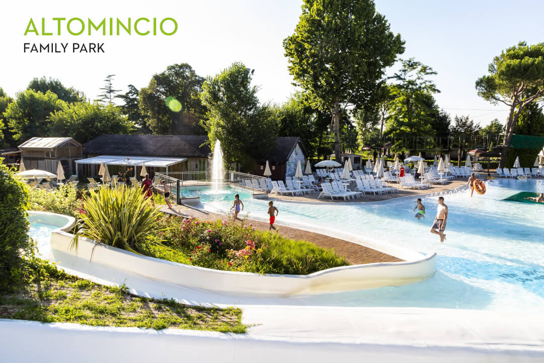 Altomincio Family Park – Front Office & Infopoint Manager